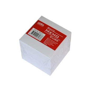 Märkmepaber 8,5*8,5 liimita, 800lk/pk