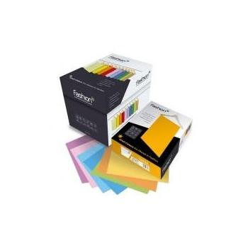 Värviline paber Fashion A4 500lk/80g Hele roheline (69161)