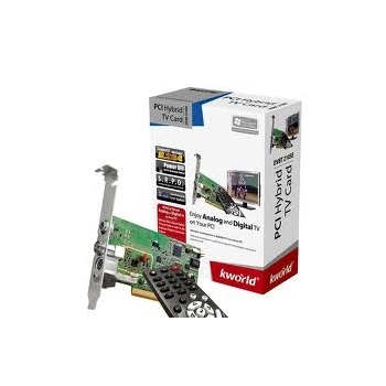 Kworid TV Card PlusTV Hybrid PCI