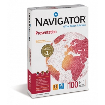 Koopiapaber A4/100g. Navigator Presentation 500l/pk.