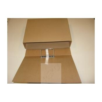Arhiivikarp  A4 met. klambriga