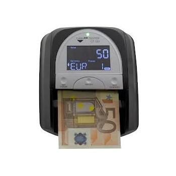 Rahadetektor CT333, euro