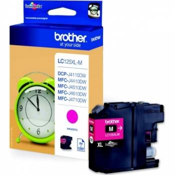 Tint Brother LC125XL punane