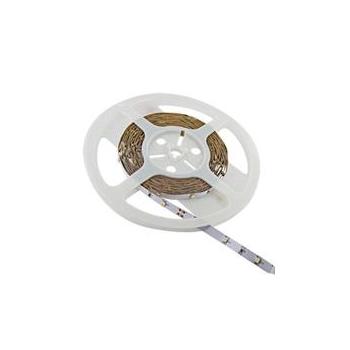 WE LED Strip waterproof 5m,30psc/m,3528, 2,4W/m,6000K cold white