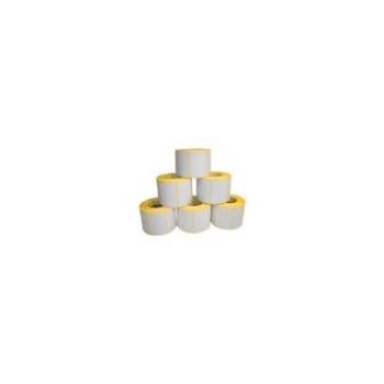 Etikett 100x150, 250tk. PE White RP37(kile)