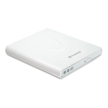 External DRW Transcend, USB, Slim, Retail