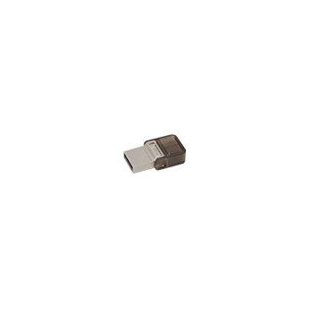 Mälupulk Kingston DataTraveler 32GB microDuo USB