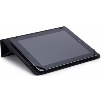 Tahvelarvuti kaaned  Dicota Book Case 10 black tablet case with stand function