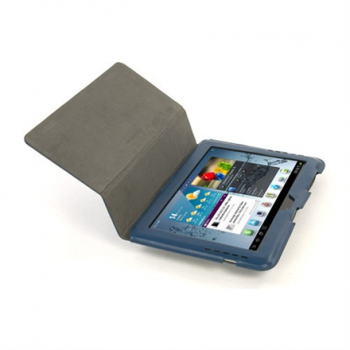 "Tahvelarvuti kaaned Tucano PIATTO for Samsung Galaxy Tab 2 10"" (Blue) / Eco-leather"