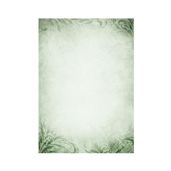 Dekoratiivpaber A4/170g, 25 lk/pk Emerald
