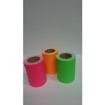 Märkmepaber rullis liimiga, eri värvid