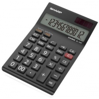 Kalkulaator Sharp EL124TWH