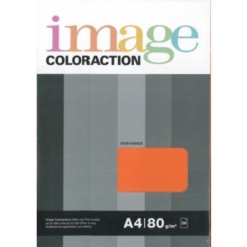 Värviline paber Image Coloraction 80g. 50l/pk.Orange