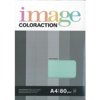 Värviline paber Image Coloraction 80g. 50l/pk.Light green