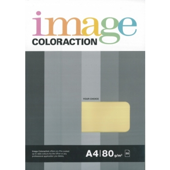 Värviline paber Image Coloraction 80g. 50l/pk. Chamois