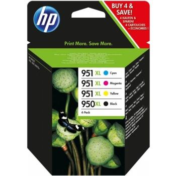 Tint HP 950XL/951XL, (C2P43AE) CMYK