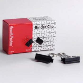 Paberiklamber Loutud 25mm 12tk/pk.
