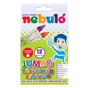Rasvakriit Nebulo 12 värvi