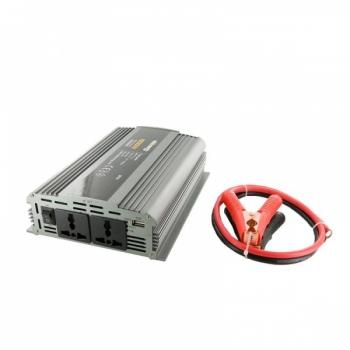 Inverter Whitenergy Power 12V DC to 230V AC 1000W
