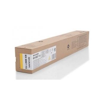 Tooner Sharp MX60GTYA MX2630/ 3050/ 3550/ 3070/ 4050/ 4070/ 3060/ 3560/ , Yellow