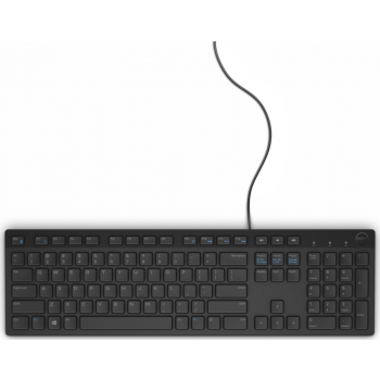 Klaviatuur Dell KB216 (EST;RUS)