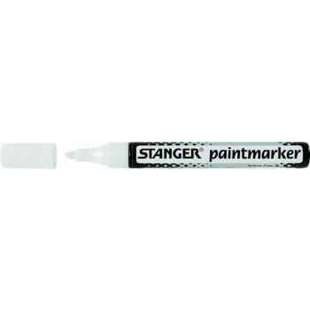 Marker Stanger Paintmarker 2-4mm valge