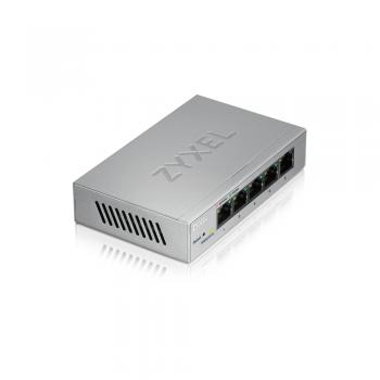 Switch Zyxel 5-port GS1200-5 Web managed gigabit switch