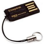 Micro SD-kaardi lugeja USB Kingston