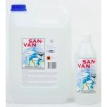 San Van puhastusvahend WC-pottidele happeline, 5l