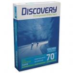 Koopiapaber A4/70g Discovery 500lk/pk