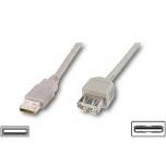 Kaabel AK 701/2 USB2.0, 5m, pikendus