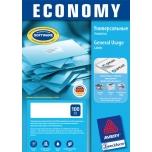 Avery Economy EC9163 A4 100l/pk  105x42,3mm(14tk/lehel)