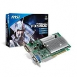 Videokaart Sparkle VGA AGP FX5500 256MB DDR 128B