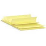 Märkmepaber Deli 76 x 101mm 100lehte kollane