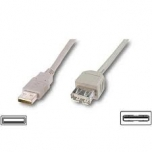 Kaabel AK 701/2 pikendus USB2.0, 3m, pikendus