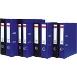 Registraator Deli A4 50mm sinine ja must