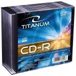 CD-R Titanum 700MB 52x 80min