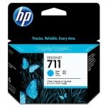 Tint HP Designjet T120, T520 (711 cyan)