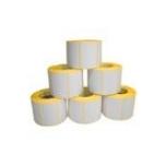 Etikett 100x204, 200tk. PE White RP37(kile)