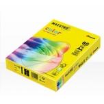 Värviline paberMaestro A4 500lk/80g  Neoon kollane (NEOGB)