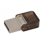 Mälupulk Kingston DataTraveler 16GB microDuo USB