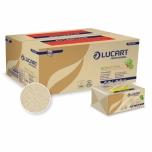Lehträtt Lucart Eco Natural Z 2x 220lk/pakis, kastis 18pk