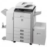 Koopiamasin SHARP MX5000N värviline A3 võrguprinter/võrguskanner