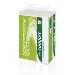 Lehträtik Wepa 2x150lehte, vanapaber, 20,6x24 Z fold 150tk/pk (pakendis 25pk)
