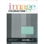 Värviline paber Image Coloraction 80g. 50l/pk.Light green