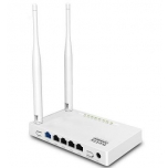 Ruuter, Wifi ruuter Netis WRL ROUTER 300MBPS 10/100M/4P WF2419E