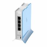 Ruuter, MikroTik hAP lite RB941-2nD-TC RouterOS L4 32MB RAM, 4xLAN, 2.4GHz 802.11b/g/n