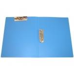 Kangmehanismiga kaaned Deli A4 20cm. kahe kangiga, sinine, must
