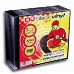 CD-R Esperanza 700MB 48X, black vinyl