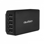 Qoltec 5 port USB Charger  5 x USB